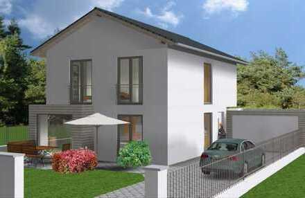 NEUBAU EFH Wehringen - moderne Stadtvilla mit attraktivem Grundriss - NÄHE AUGSBURG & BOBINGEN !