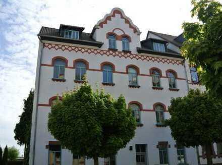 Schöne 2-Raum - Wohnung im 1. OG mit großem Balkon zu vermieten