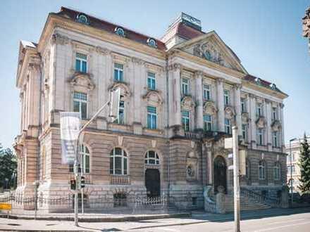 Repräsentative Büroräume in zentraler Lage von Meiningen - provisionsfrei!