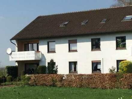 Erstbezug nach Sanierung: freundliche 4-Zimmer-EG-Wohnung mit Terrasse in Lübbecke