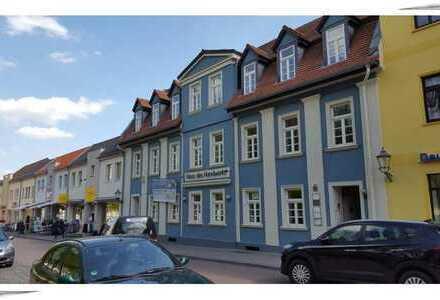 Gaststätte im Zentrum von Bernburg