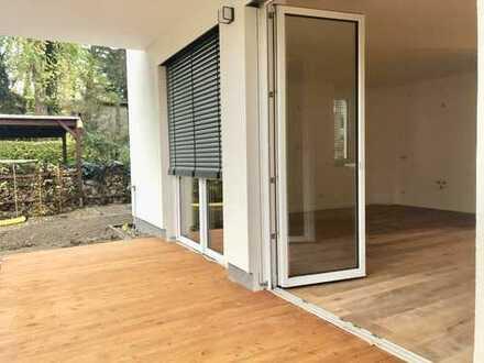 Traumhafte Gartenwohnung in Karolinenhof - Erstbezug