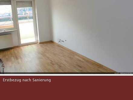 Wohngenuss in Regensburg - Pfaffenstein Sanierte 4-Zimmer Wohnung mit 2 Balkonen