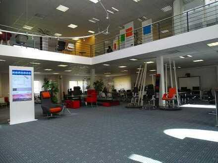 ++ Verkauf wegen Expansion - Repräsentative Handelsimmobilie in Leipzigs größtem Gewerbegebiet ++
