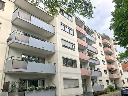 Im Herzen von Lampertheim**2-Zimmer-Eigentumswohnung mit Balkon