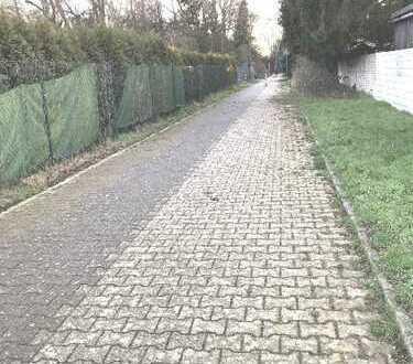 D-Gerresheim!! Attraktives Baugrundstück mit Baugenehmigung in ruhiger Lage