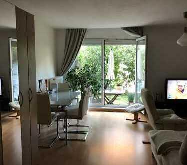 2-Zimmer Erdgeschosswohnung mit kleiner Terrasse