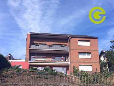 Wohnung mit Weitblick, 97 m², top-saniert, 3ZKDBB, Garten, Köln-Alt-Bocklemünd