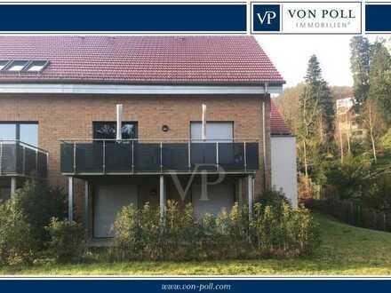 VON POLL IMMOBILIEN Neubau/Erstbezug :  Barrierefreie moderne Wohnung mit Tiefgaragenstellplatz und