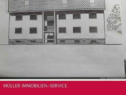 Große helle 4-Zi.-Wohnung in Greffern zu verkaufen