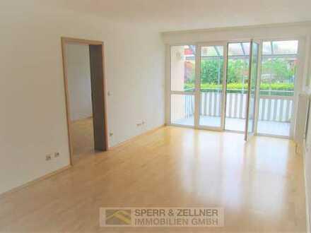 Wunderschöne 3-Zimmer-Wohnung mit überdachtem Südbalkon!