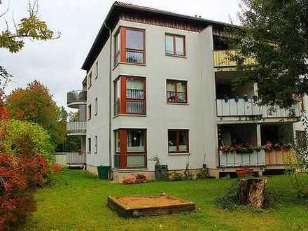 zauberhafte 2-Raum-Wohnung in Tutow