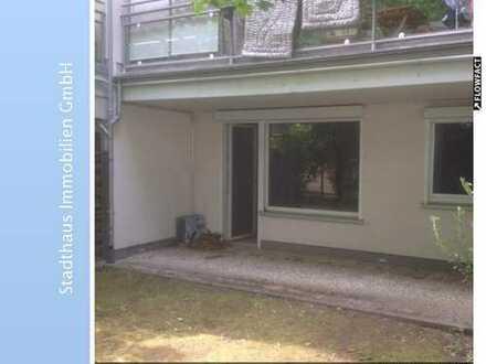 Freie Singlewohnung mit Terrasse und Stellplatz !