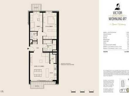 Schicke 3 Zimmer in Toplage von Lindenthal