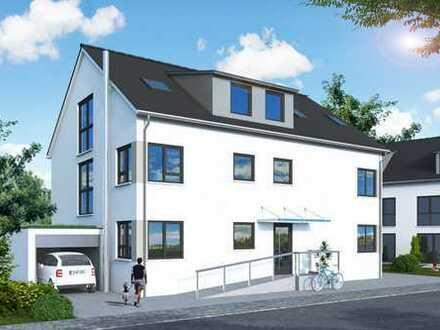 Schöne 3-Zi.-Neubau-Dachgeschoss-Wohnung in Wendlingen