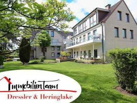 Apartment mit Wohlfühlgarantie in zentraler Lage von Halstenbek