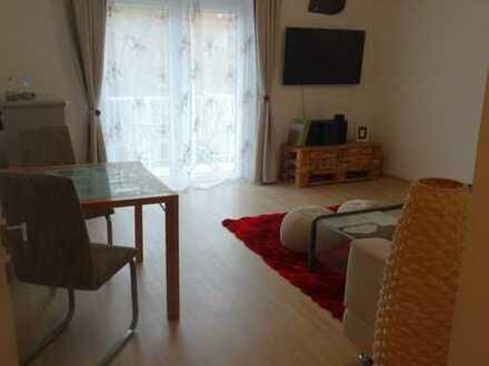 Schöne 3-Raum-Wohnung mit EBK und Balkon in Speyer