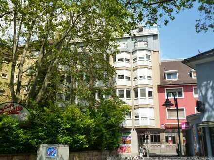 Attraktive Citylage- Helle 2 Zimmer Dachwohnung unweit Europaplatz