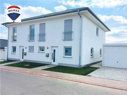 REMAX - Tolle Doppelhaushälfte in Roxheim