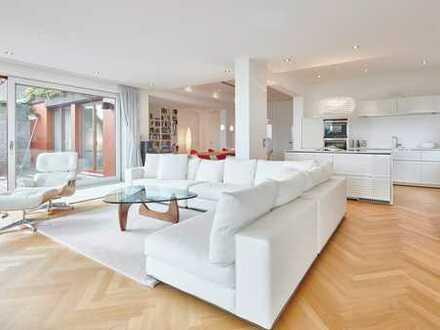 Luxus Apartment für Individualisten, mit bestem Blick auf die Elbe