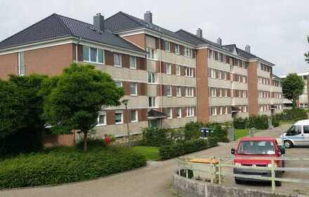 Obergeschoss-Wohnung in zentrumsnaher Lage von Schortens