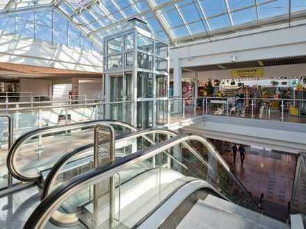 Kompakte 26 qm Einzelhandelsfläche im EKZ Kelheim zu vermieten
