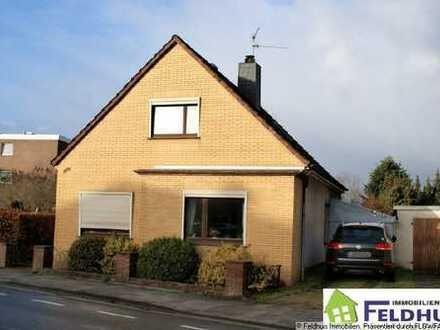 Handwerker aufgepasst! Sanierungsbedürftiges Einfamilienhaus in Oldenburg-Kreyenbrück!