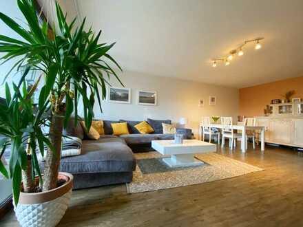 Für Jung und Alt - Moderne 4-Zimmer Erdgeschosswohnung am Waldrand