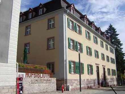 Schöne Büroräume in der Innenstadt von Donaueschingen zu vermieten