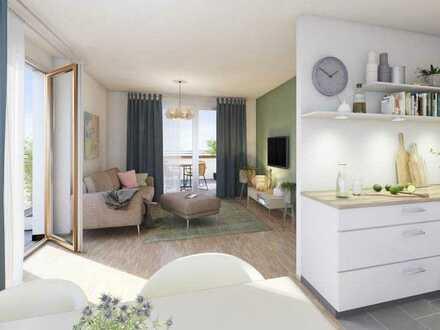 Großzügige 4-Zimmer-Wohnung mit Loggia - WE334