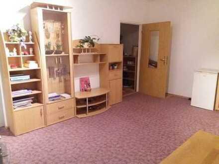 Möbliertes 1-Raum Apartment, Wölfnitzer Ring in Dresden,