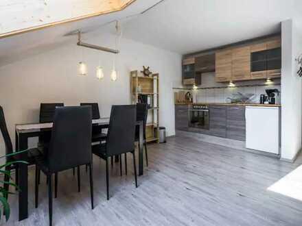 Vollständig renovierte, möblierte Wohnung mit Einbauküche in Bernau im Schwarzwald