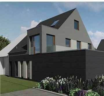 4ZKB (Zweiparteienhaus, Neubau) in Alt Gievenbeck zu vermieten