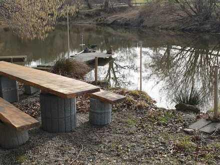 Fliesgewässer und Teiche in Bayern