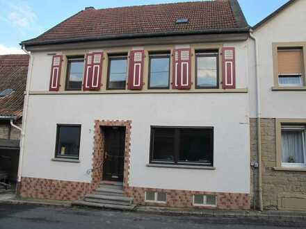 Schönes und saniertes 6-Zimmer-Haus in Staudernheim