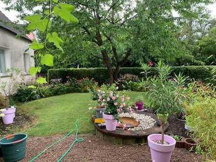 Heeper Fichten: Schöner Wohnen mit eigenem Garten und Kamin