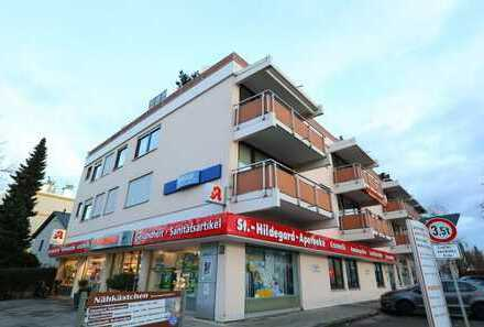 Kapitalanleger aufgepasst! Gut vermietetes Apartment in schöner Lage von Puchheim