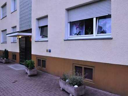 Gepflegte 3-Zimmer-Hochparterre-Wohnung mit Balkon in Dortmund-Lütgendortmund