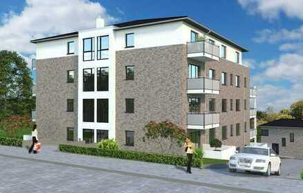 Sommer 2020 fertig, 117 qm, 3 Zimmer, Balkon, Fahrstuhl, Tiefgarage, WC mit Dusche