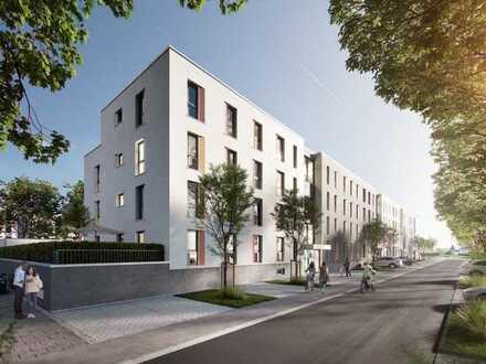 Zentral angebundene, moderne Wohnung in ruhiger Lage mit Balkon - Wohnung 12