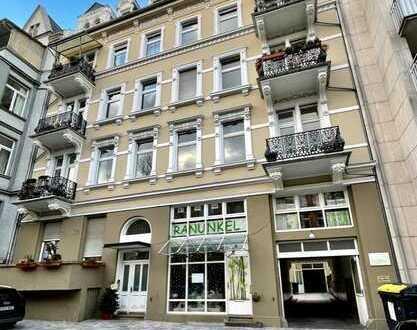 Koplett saniertes Singleappartement mit EBK in City Lage!