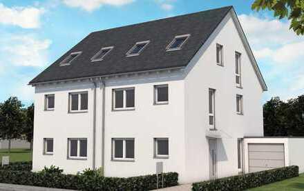 Brühl - Heide - Doppelhaushälfte auf Westgrundstück
