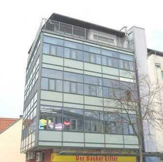 Dreieich Sprendlingen: Modernes lichtdurchflutetes 2,5-Zimmer-Penthouse in zentraler Lage
