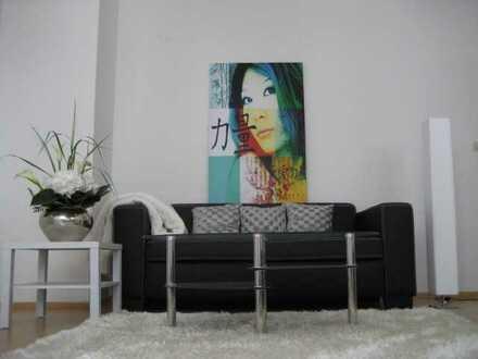 Drei Zimmerwohnung möbliert Uninähe WG geeignet