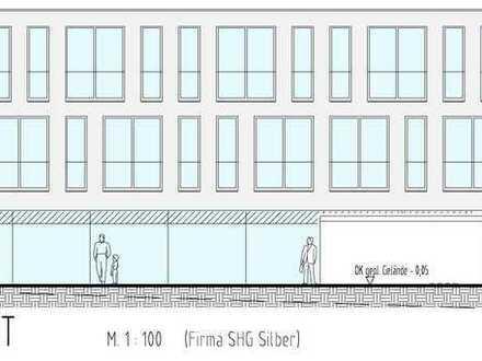 ++ NEUBAU/ERSTBEZUG! Gewerberäume im EG eines Büro-/Geschäftshauses in frequentierter Lage ! ++