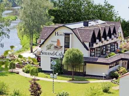 3-Sterne-Hotel/Restaurant direkt am Fluss
