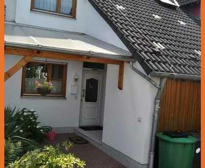 5 ZKB, Garten RMH m Garage, Abstellk., EBK, Gäste-WC, Gartenh., Wintergarten