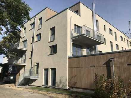 Erstbezug! 2-Zimmer-Wohnung im Hallenbad-Quartier in Kirchheim, zentrale Lage