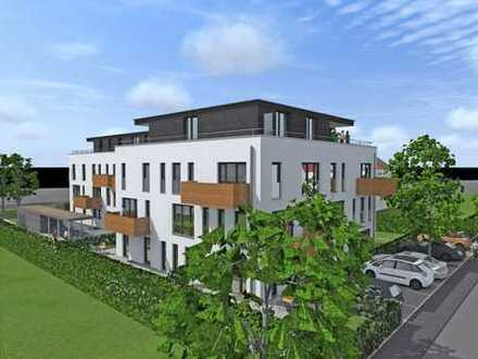 NEUBAU! Erstbezug wunderschöne 2-Zimmer-Wohnung mit Balkon
