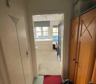 Schöne 1 Zimmer-Wohnung mit Balkon in Bautzen